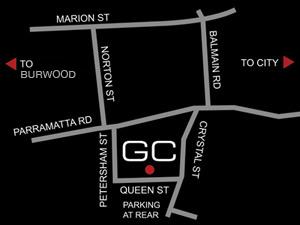 gateway club map